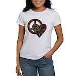 Tolerance Tie Dye Art Women's T-Shirt