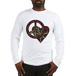 Tolerance Tie Dye Art Long Sleeve T-Shirt