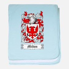 Milton baby blanket