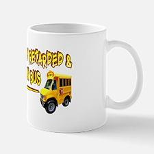 I Ride Da Yellow Bus Mug