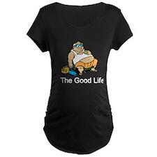 The Good Life Beer Gut T-Shirt