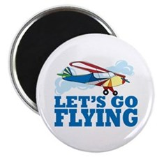 Flying Magnet