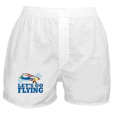 Flying Boxer Shorts