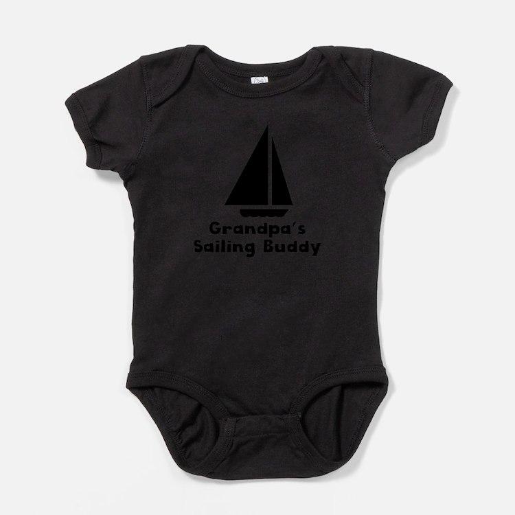 Grandpas Sailing Buddy Body Suit