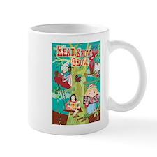 Reading Tree Mug