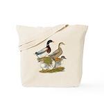Saxony Duck Family Tote Bag