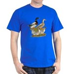 Saxony Duck Family Dark T-Shirt
