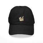 Saxony Duck Family Black Cap