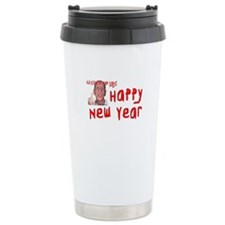 Pissed Off New Year Travel Mug