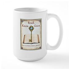 Read. Know. Grow. Mug