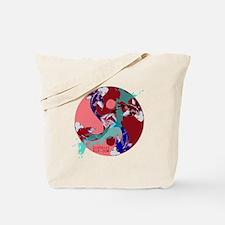 YIN & YANG UNITY FISH Tote Bag