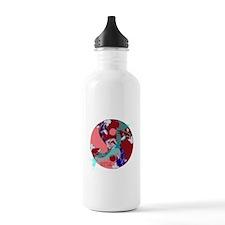 YIN & YANG UNITY FISH Water Bottle