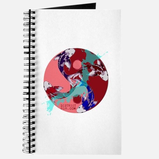 YIN & YANG UNITY FISH Journal