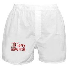 Pissed Off Hanukkah Boxer Shorts