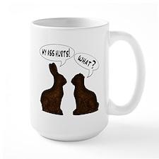 EASTER: My Ass Hurts Mug