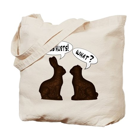 EASTER: My Ass Hurts Tote Bag