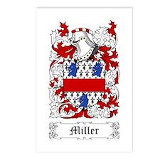 Miller Postcards (Package of 8)
