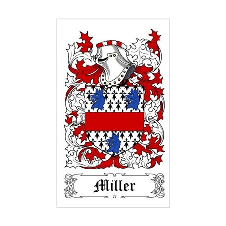 Miller Sticker (Rectangle)