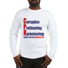 The new C.P.R. Long Sleeve T-Shirt
