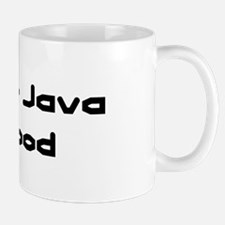 Will Code Java For Food Mug