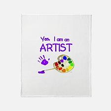 Cute Lorilei.com Throw Blanket