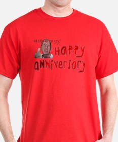 Pissed Off Anniversary T-Shirt