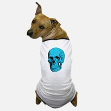 Human Anatomy Skull Dog T-Shirt