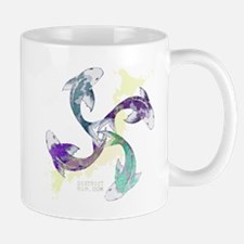JAPANESE UNITY FISH Mug