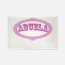 Abuela Rectangle Magnet