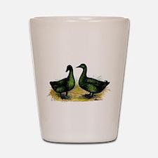 Cayuga Ducks Shot Glass