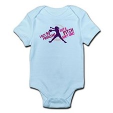 FASTPITCH SOFTBALL Infant Bodysuit