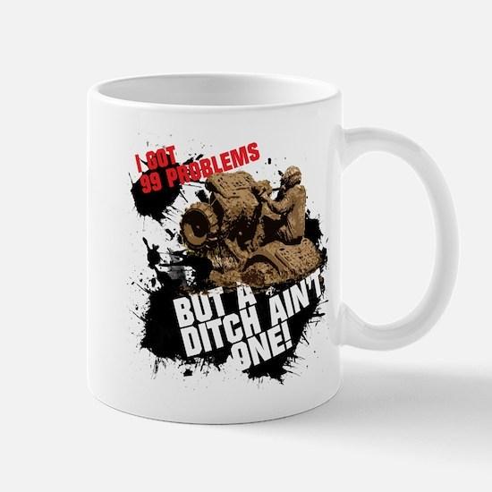 99 PROBLEMS Mug
