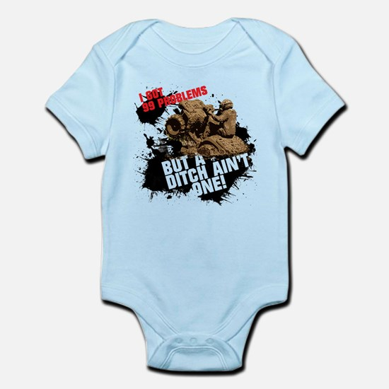 99 PROBLEMS Infant Bodysuit