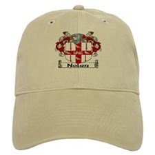 Nolan Coat of Arms Baseball Baseball Cap