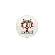 Nolan Coat of Arms Mini Button (10 pack)