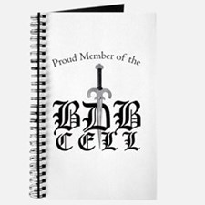 Proud Member of the BDB Cell Spiral Bound Journal