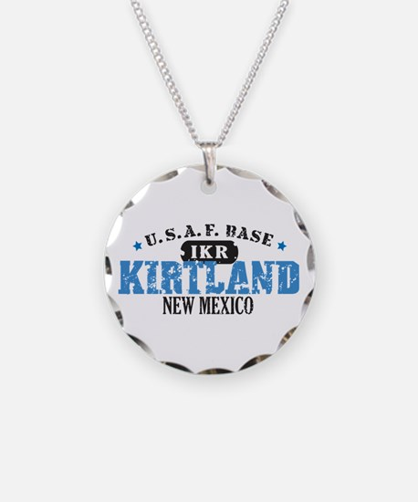 Kirtland Air Force Base Necklace