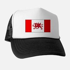 Welsh Canadian Trucker Hat