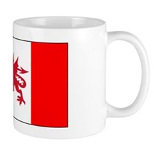 Welsh Canadian Mug