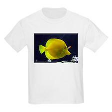 Yellow Tang Fish T-Shirt