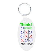 Cute Intelligent design Keychains