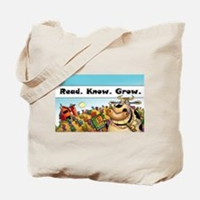 Farm Cows Tote Bag
