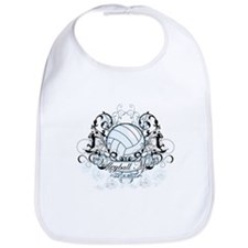 Volleyball Mom Bib