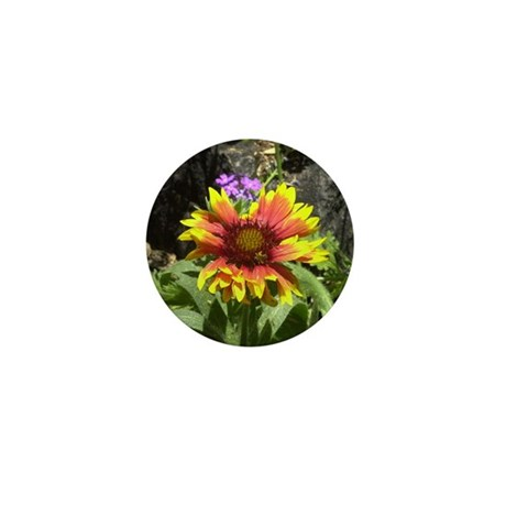 Desert Daisy Mini Button (100 pack)