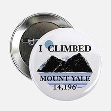 "I Climbed Mount Yale 2.25"" Button"