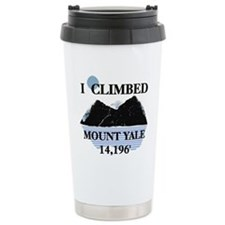 I Climbed Mount Yale Travel Mug