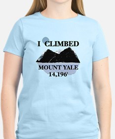 I Climbed Mount Yale T-Shirt