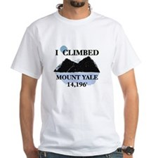 I Climbed Mount Yale Shirt