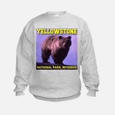 Grizzly Bear YNP Sweatshirt