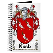 Nash Coat of Arms Journal
